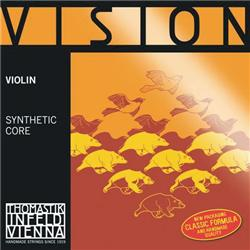 Thomastik Vision Titanium Orchestra Violin Strings Set 4/4 Size
