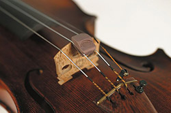 Super Sensitive Spector Violin Mute Copper