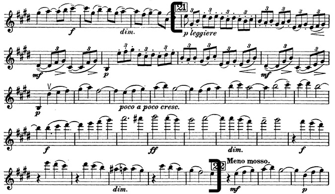 Intermediate Sightreading 5